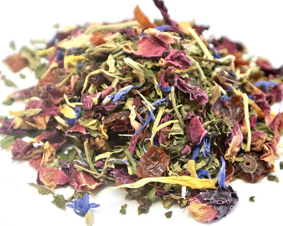Lavender Earl Grey Tea, Hand Blended Loose Leaf