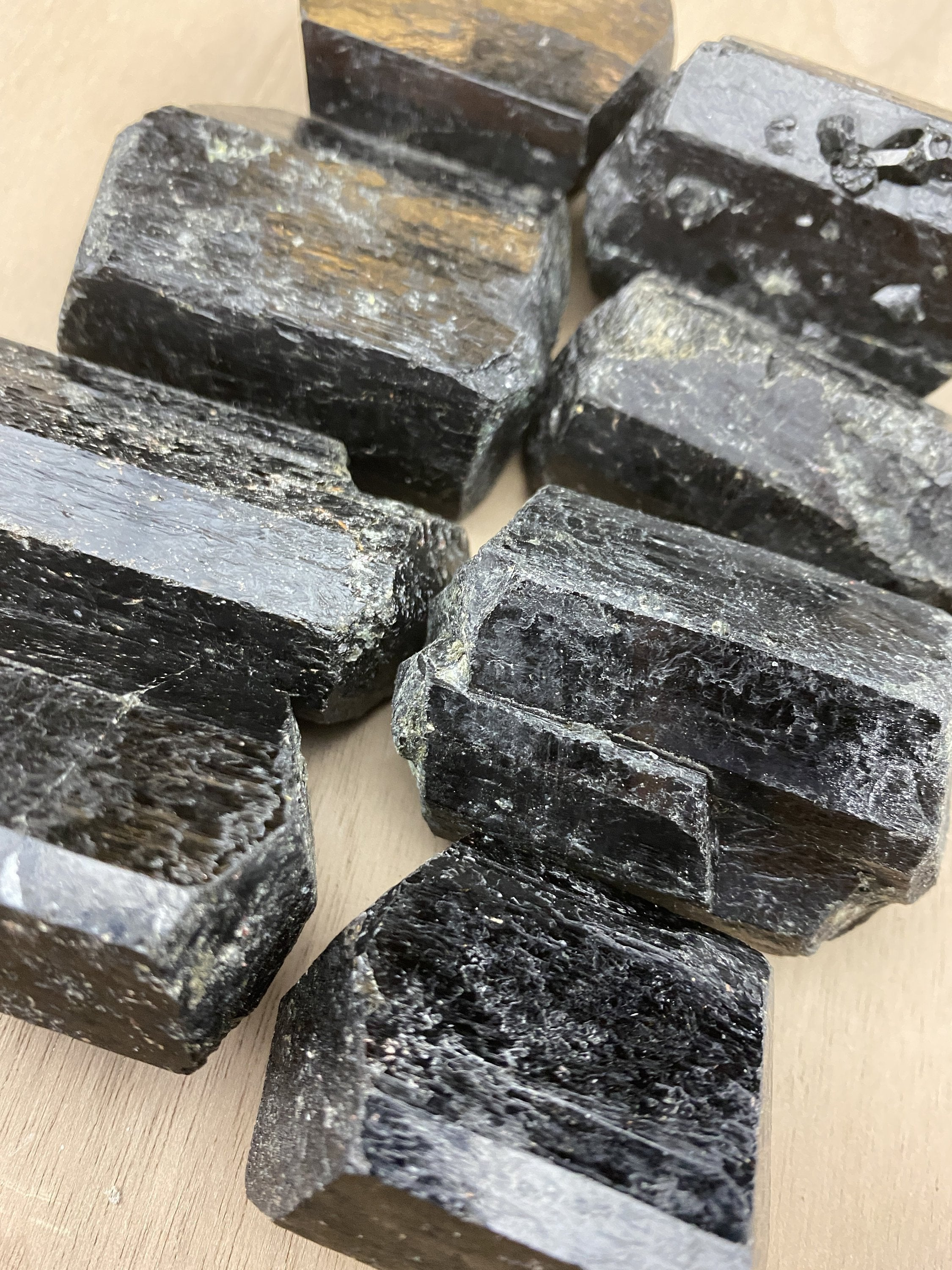Black Tourmaline GRADE A EXTRA LARGE