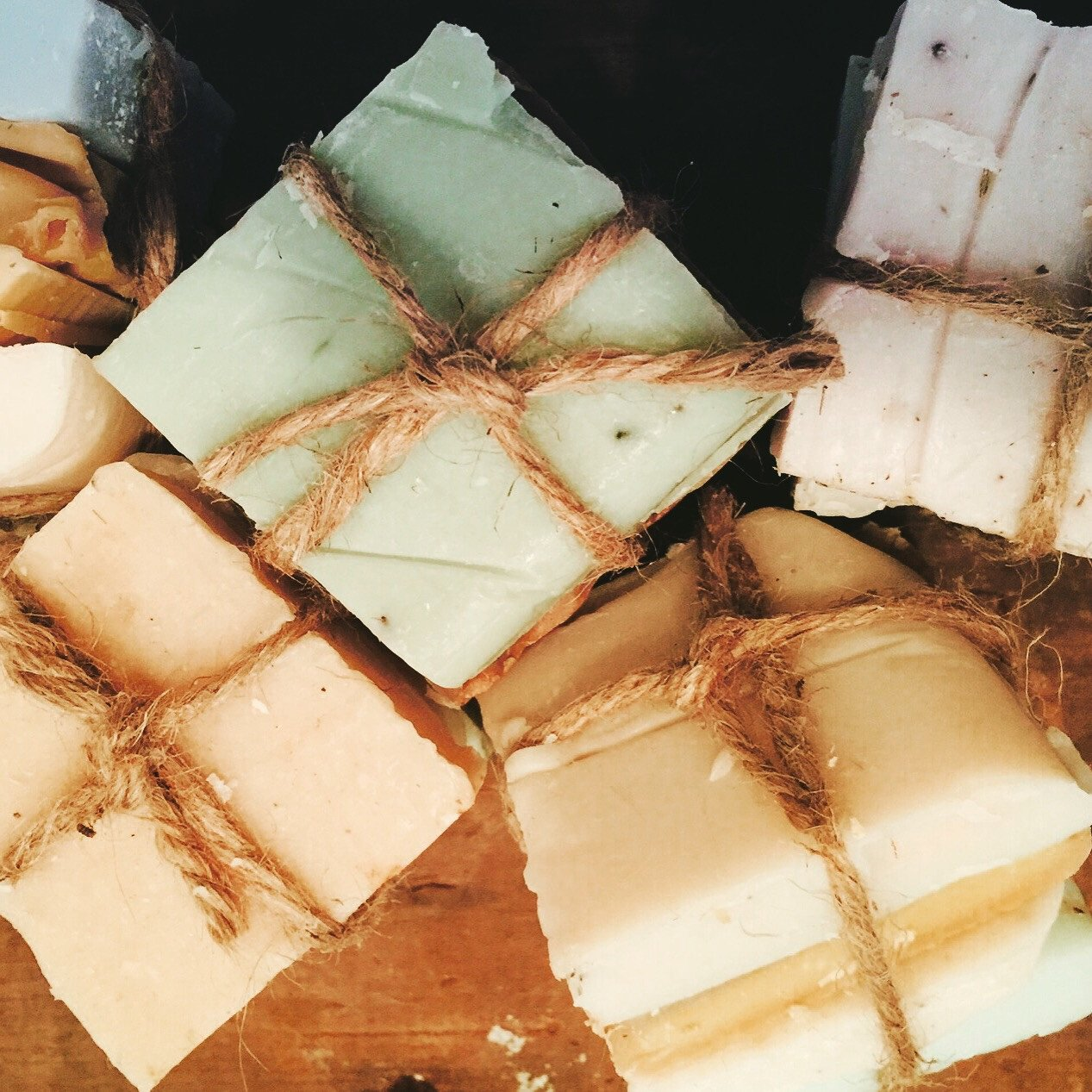 Soap on the Go! Organic Handmade Soap Travel pack