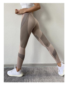 Women Fitness Gym Pants Train Energy Seamless Leggings Sports Running