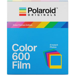 Polaroid 600 Farebný Film 8ks Color Frames