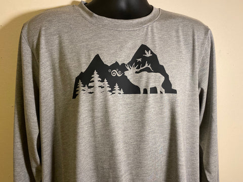 Bamboo Elk Call Long-Sleeve