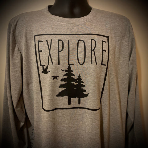 Bamboo Explore Long-Sleeve