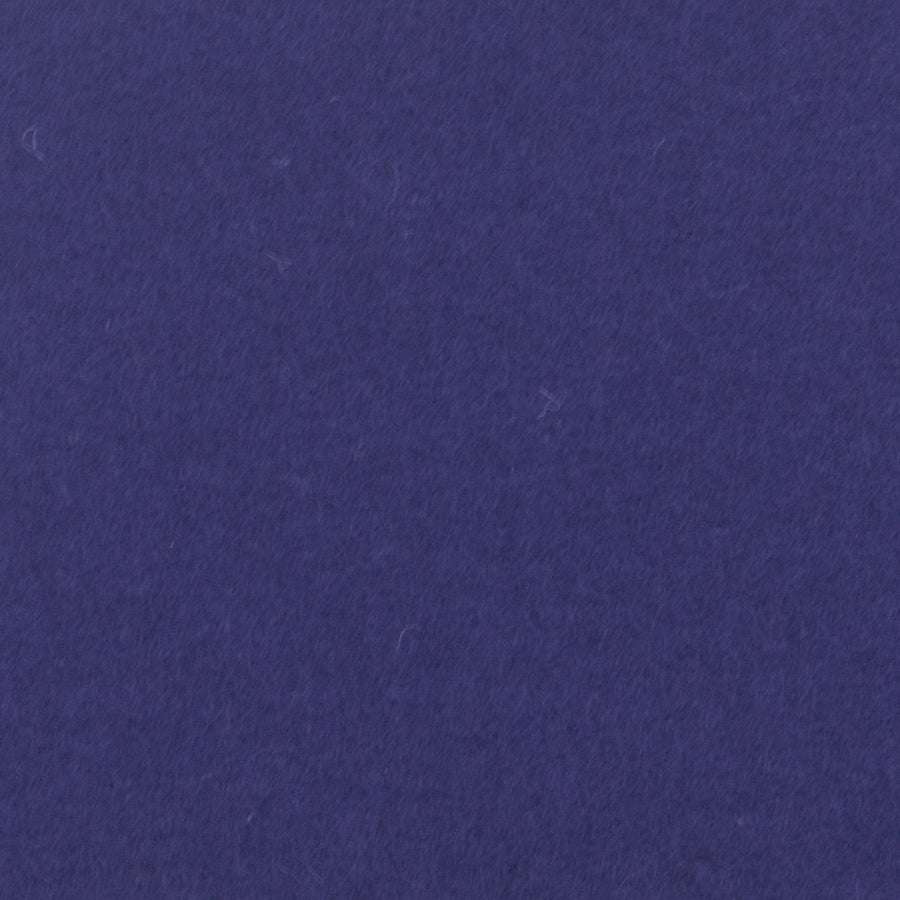 1 mm Wool Felt - Navy Blue - 20 x 30 cm