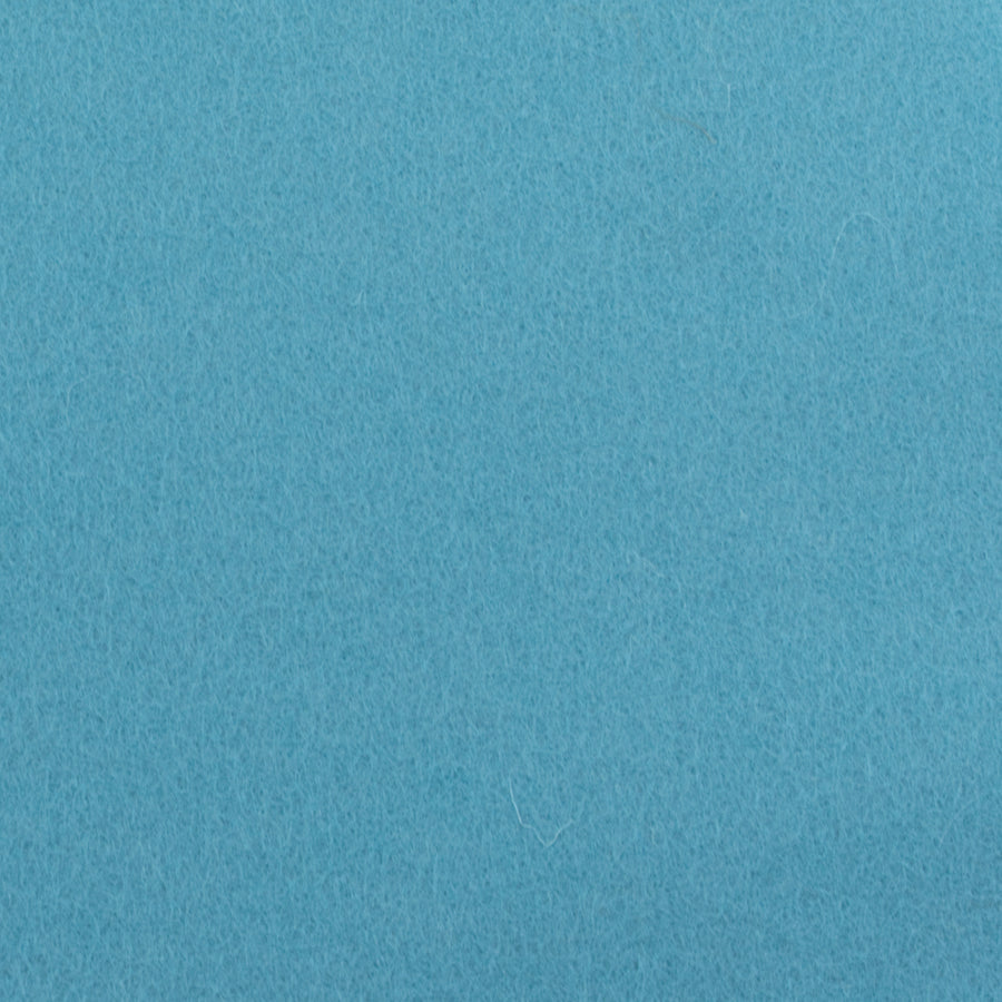 1 mm Wool Felt - Grey Blue - 20 x 30 cm