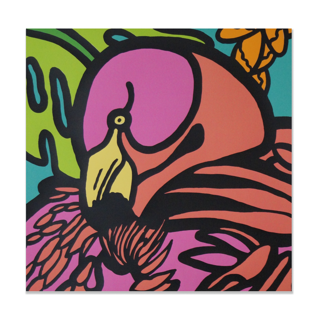 Flamingo - ArtJunkies