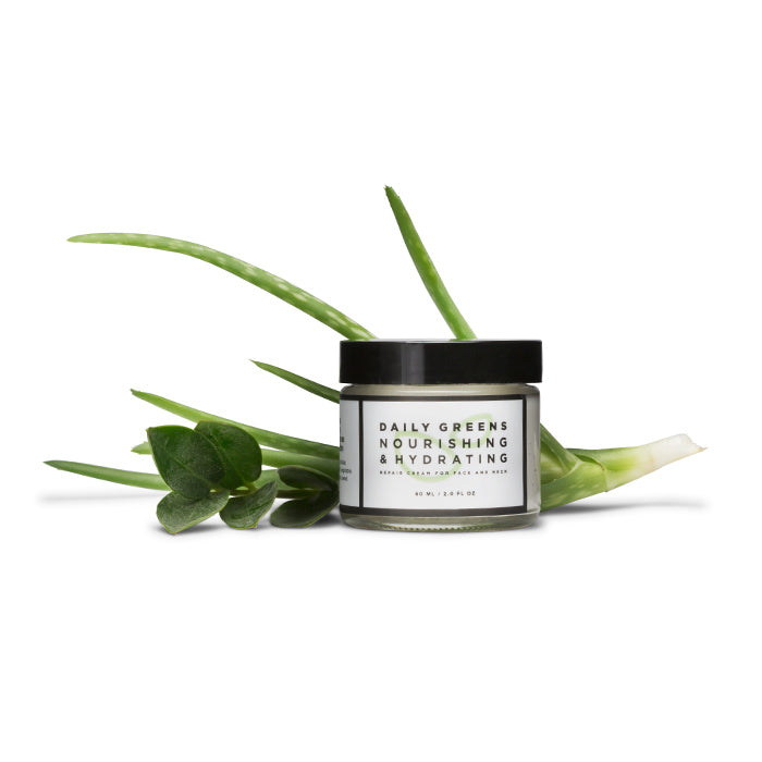 Daily Greens Nourishing & Hydrating Cream