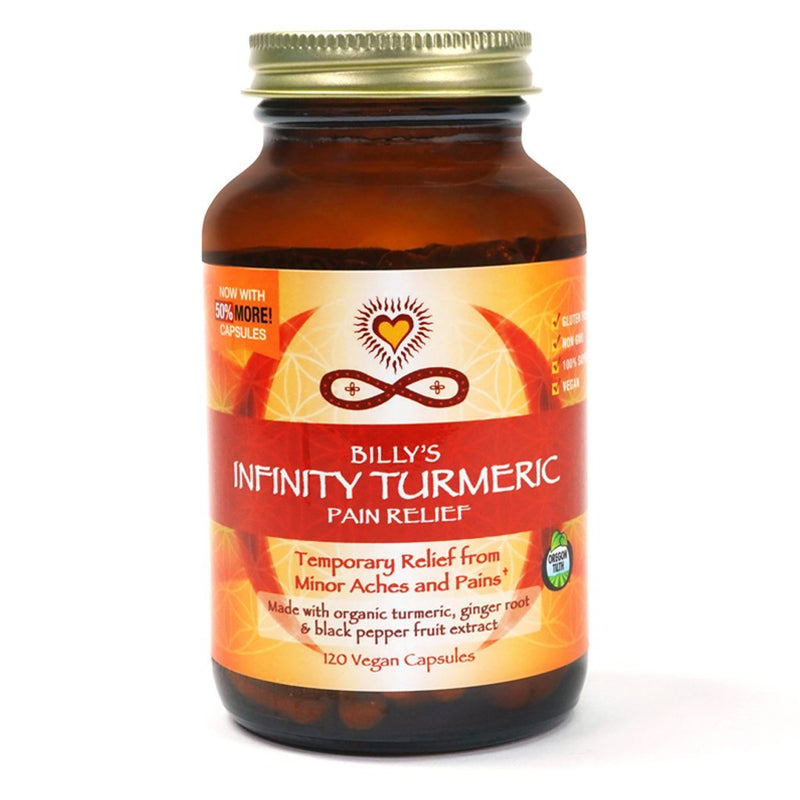 Billy's Infinity Turmeric Pain Relief