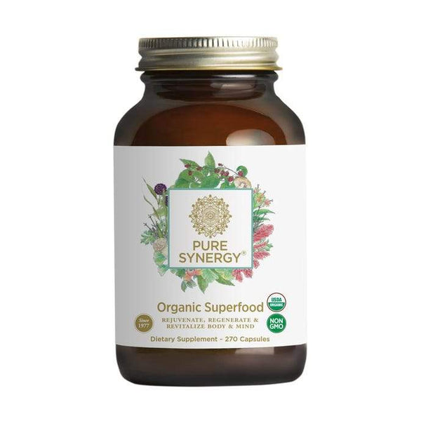 Synergy Organic Superfood