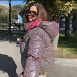Oversize Sequin Bling Glitter Jacket - ODDSALTBoutique
