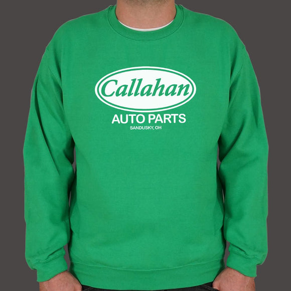 Callahan Auto Parts Sweater (Mens) - ODDSALTBoutique