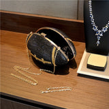 Rugby Clutch Handbag - ODDSALTBoutique