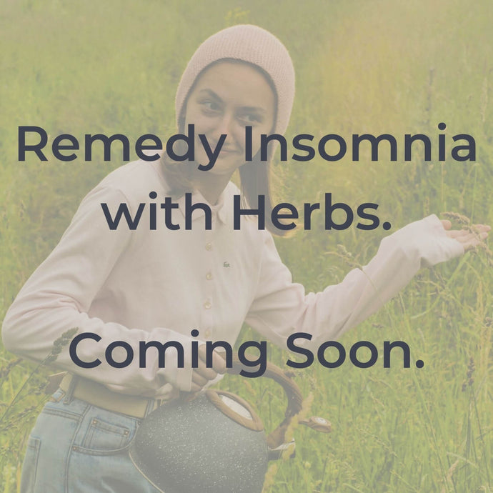 Got no sleep? Treat your insomnia with natural herbal teas.