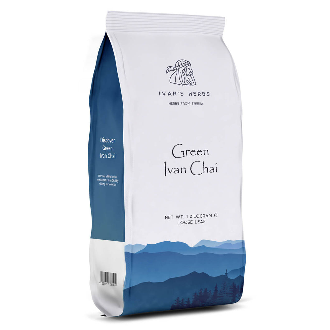 Green Ivan Chai | 1 kg Loose Leaf