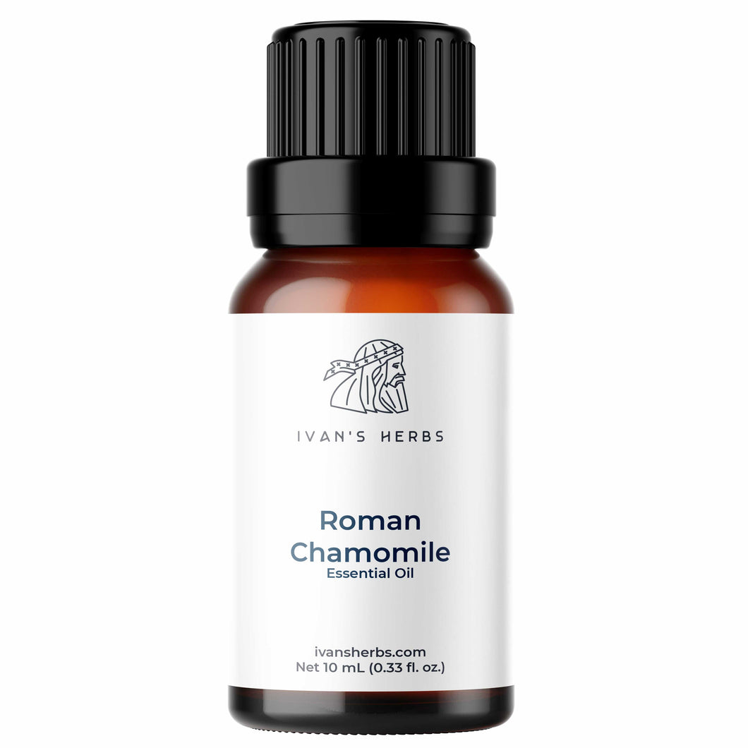 Roman Chamomile Essential Oil | 10 ml