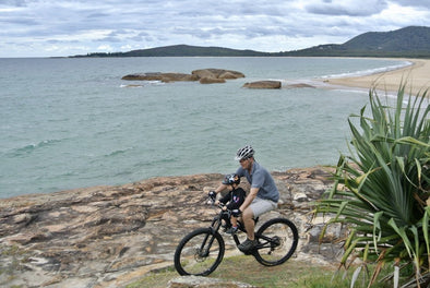 @GetOutThereAustralia: Our Experience with the Mac Ride Kid's Bike Seat