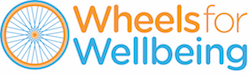Wheels for Wellbeing logo