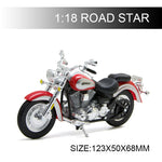 YAMAHA Road Star - Maisto 1:18 Motos miniatures