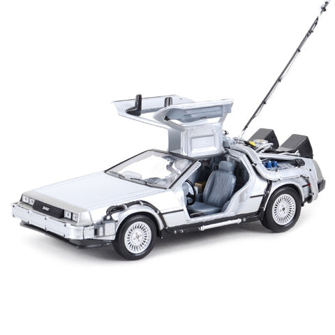 DeLorean DMC-12 - Welly 1:24 Voitures miniatures