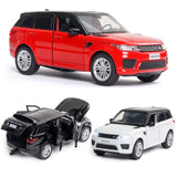 Range Rover Sports - 1:32 Voitures miniatures