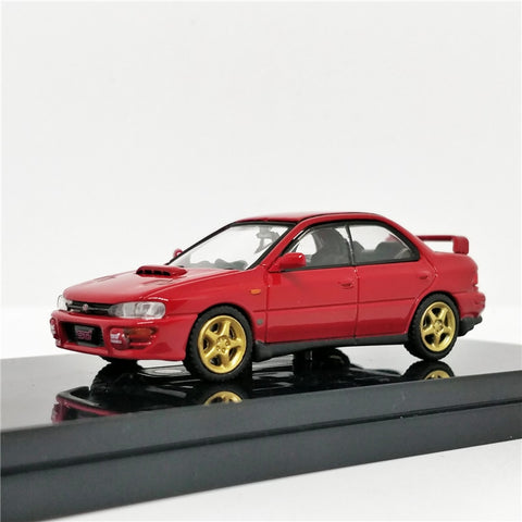 Subaru Impreza WRX GC8 Type RA STi Version II Active - 1:64