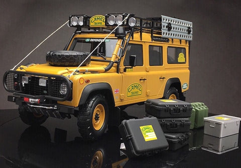 Land Rover Defender 110 TROPHY Edition - 1/18 Voitures