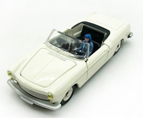 PEUGEOT CABRIOLET 404 - Dinky Toys 1:43 Voitures miniatures