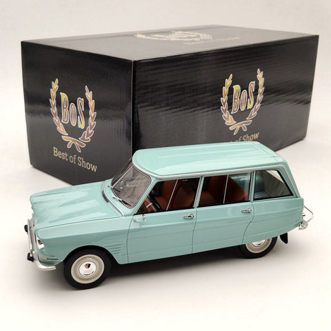 Citroen Ami 6 Break 1967 - BOS 1:18 Voitures miniatures