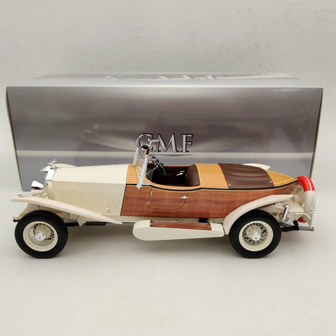 Rolls Royce Phantom II Boat Tail Tourer 1932 - CMF 1:18