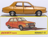 RENAULT 12 - Dinky Toys 1:43 Voitures miniatures