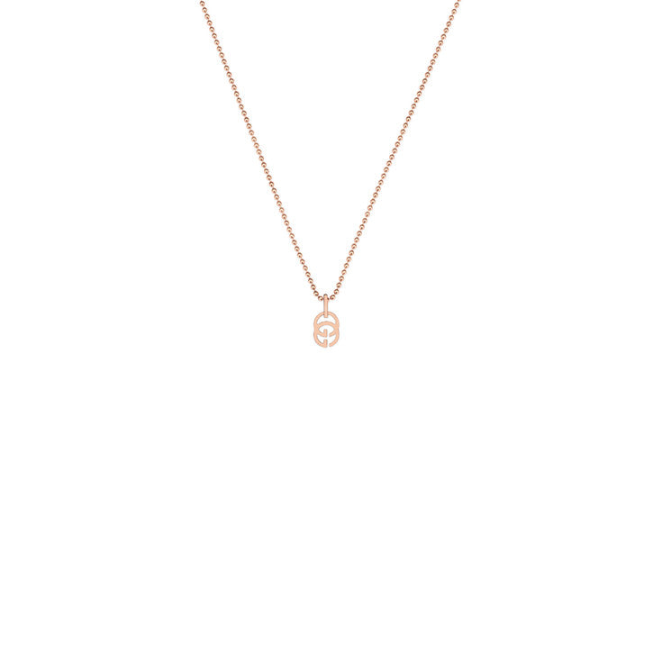 Gucci GG Running Necklace