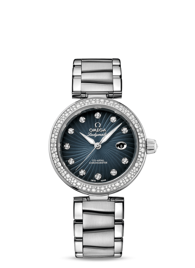 OMEGA De Ville Ladymatic Co‑Axial Chronometer 34 mm