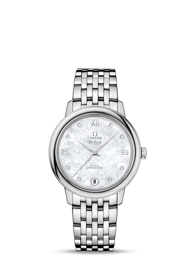 "OMEGA Prestige Co‑Axial Chronometer 32.7 mm ""Butterfly"""