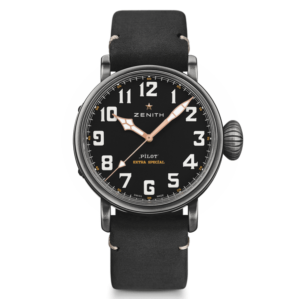 Zenith Pilot Type 20 Ton-Up