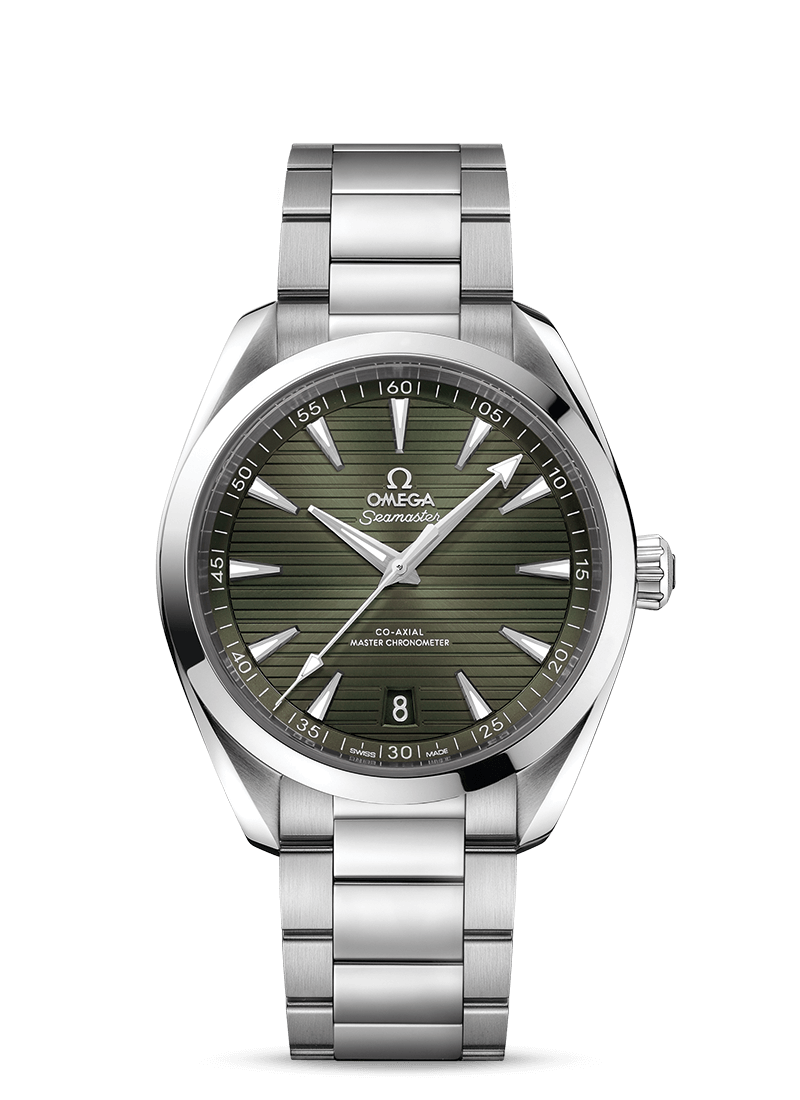 OMEGA Seamaster Aqua Terra 150M Co‑Axial Master Chronometer 41 mm