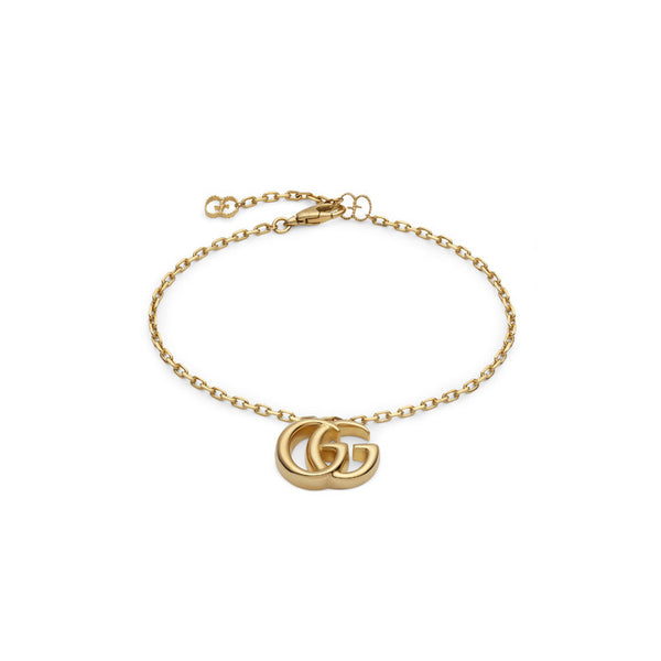 Gucci GG Running Yellow Gold Bracelet