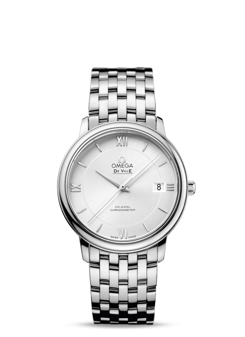 OMEGA De Ville Prestige Co‑Axial Chronometer 36.8 mm
