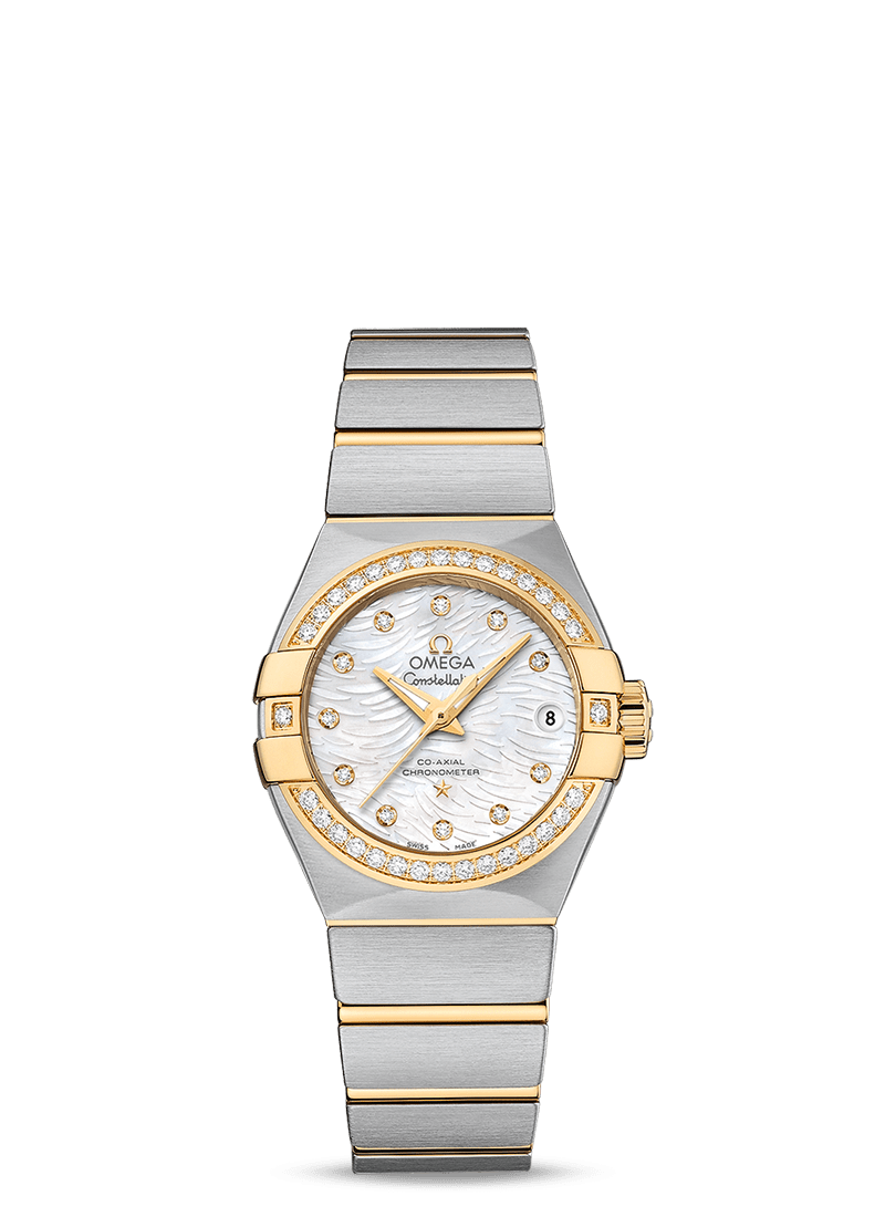 OMEGA Constellation Co-Axial Chronometer 27 mm
