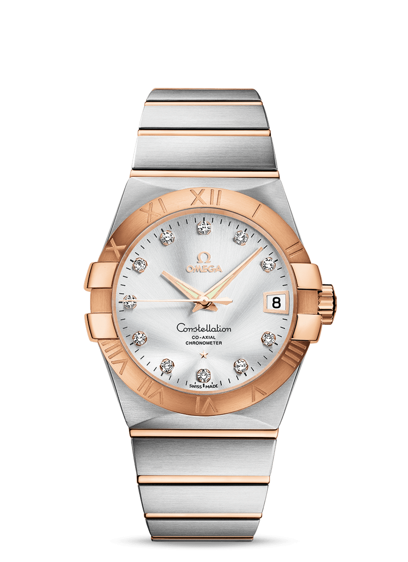 OMEGA Constellation Co‑Axial Chronometer 38 mm