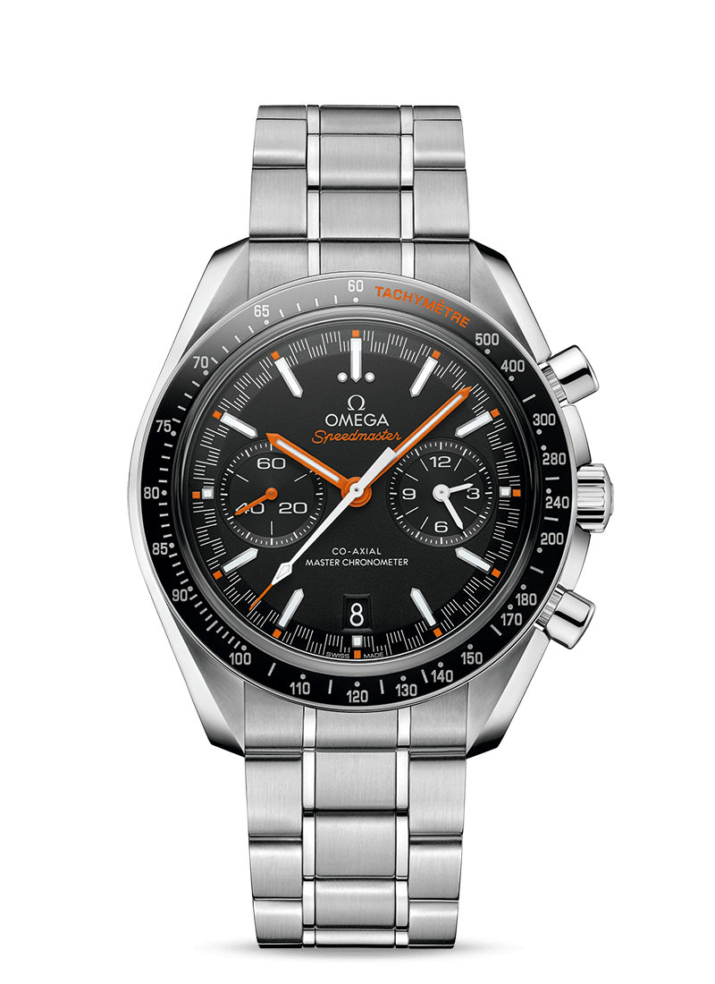 OMEGA Speedmaster Racing Co‑Axial Master Chronometer Chronograph 44.25 mm