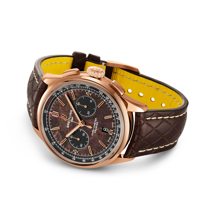 Breitling Premier B01 Chronograph 42 Bentley Centenary Limited Edition