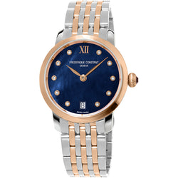 Frederique Constant Slimline Ladies Quartz