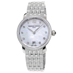 Frederique Constant Slimline Diamond Ladies Quartz