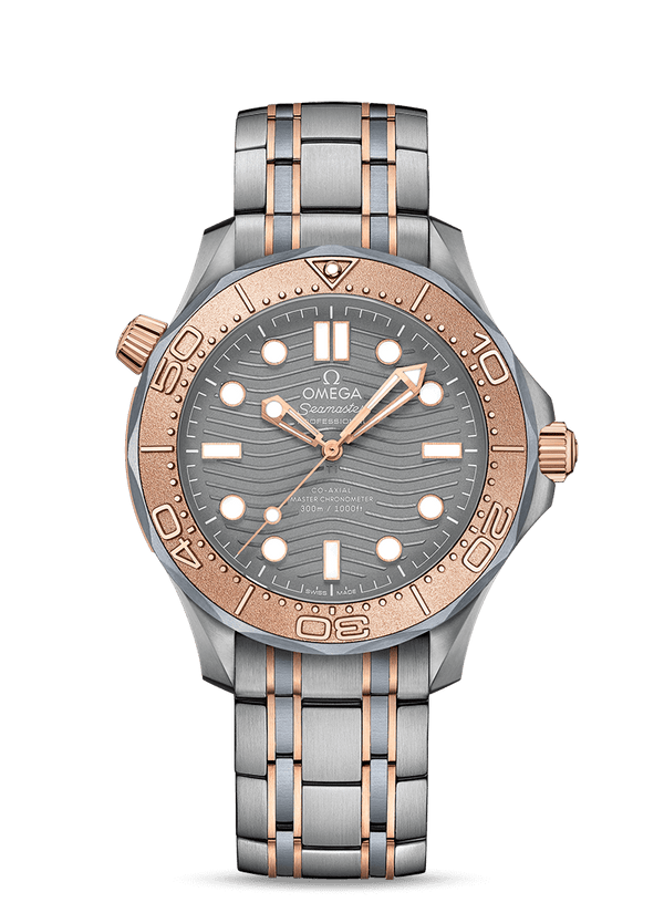 OMEGA Seamaster Diver 300m Co-Axial Master Chronometer 42mm Limited Edition
