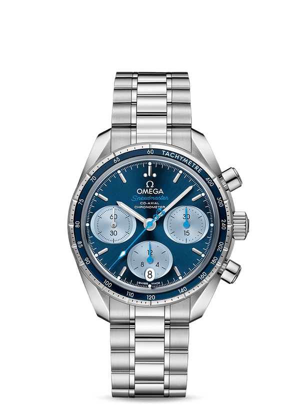 OMEGA Speedmaster 38 Co‑axial Chronometer Chronograph 38 mm Orbis Edition
