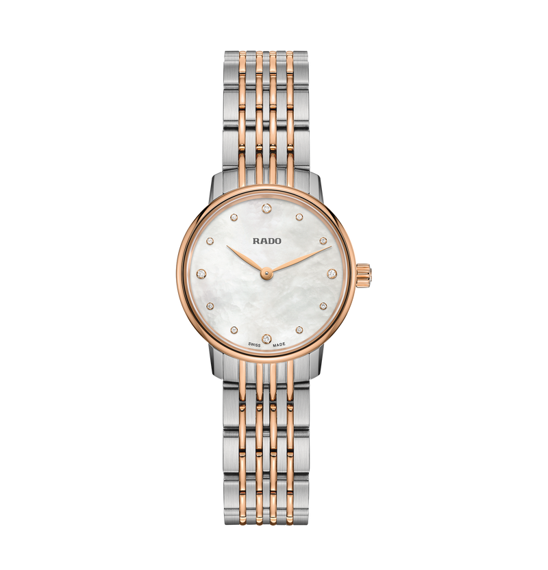 Rado Couple Classic Diamonds