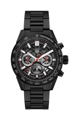 TAG Heuer Carrera Black Ceramic Chronograph