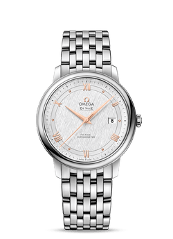 OMEGA De Ville Prestige Co‑Axial 39.5 mm