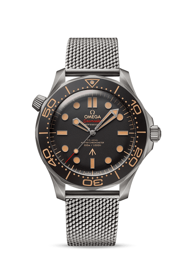 "OMEGA Seamaster Diver 300M Co‑Axial Master Chronometer 42 mm ""007 Edition"""