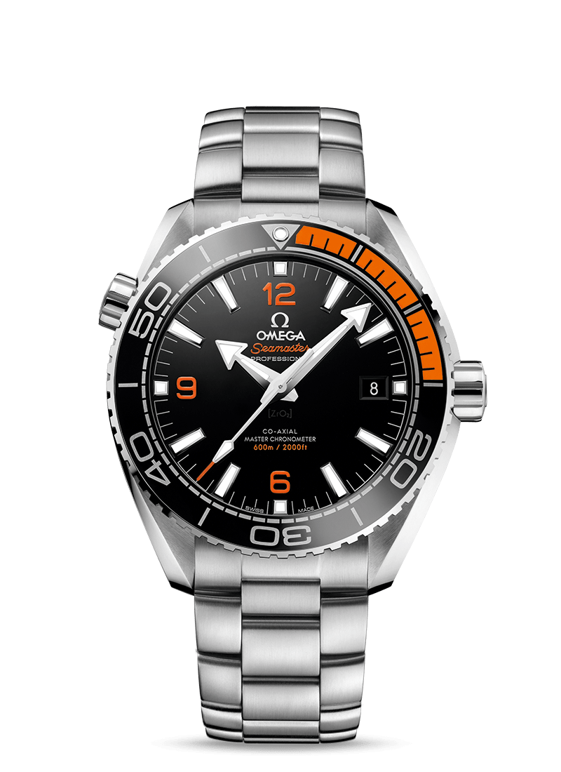 OMEGA Seamaster Planet Ocean 600M Co‑Axial Master Chronometer 43.5 mm
